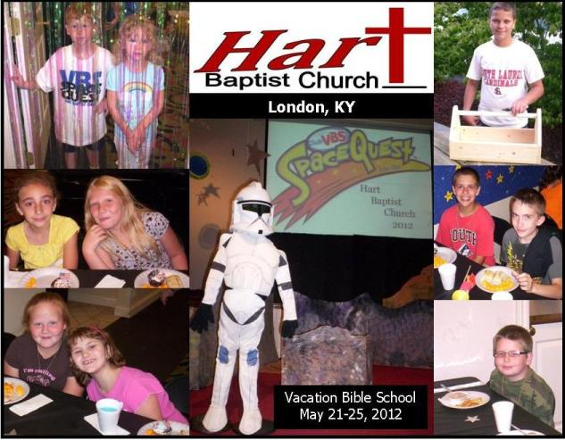 Vacation Bible School 2012 - Album #2